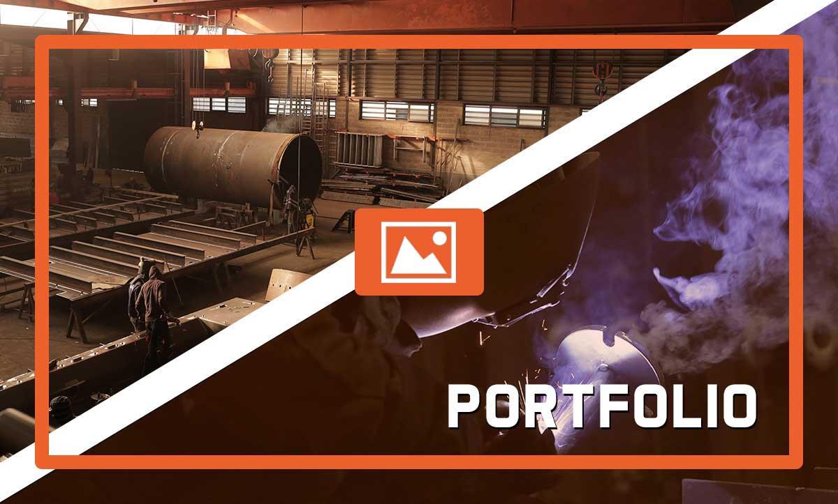 portfolio serralharia