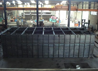 components cement steel