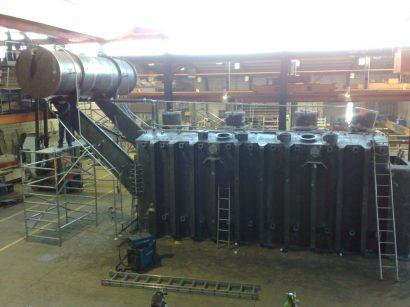 componentes em aço