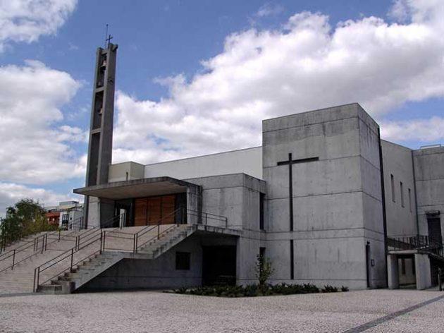 igreja matosinhos
