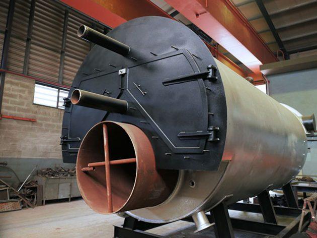 high pressure boiler