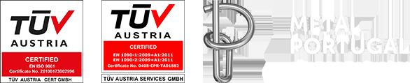 empresa certificada estruturas metálicas